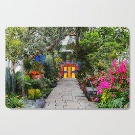 Frida Kahlo's Garden Cutting Board