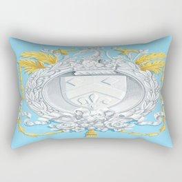 Neoclassical Arms Rectangular Pillow