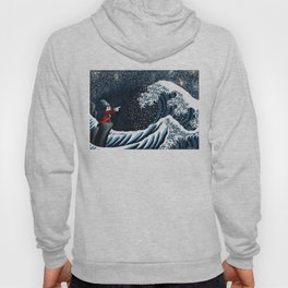 Mickey and The Wave Hoody