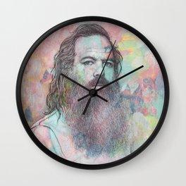 Rick Rubin - The Man Behind The Music Wall Clock
