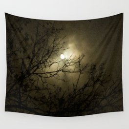 Paschal Moon 2013 Wall Tapestry