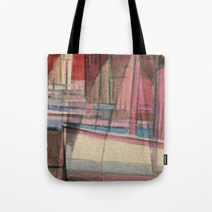 Stilt House 3 Tote Bag