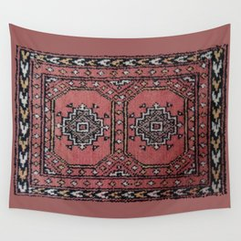 Traditional Rug - Pink Wall Tapestry