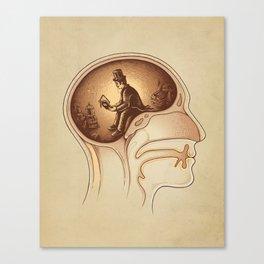 Mind Reader Canvas Print