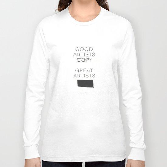 Steal Long Sleeve T-shirt