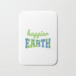 Reduce Reuse Recycle Bath Mat