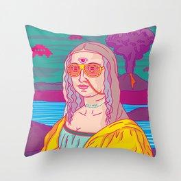 WTFALYPSE LOL! Throw Pillow