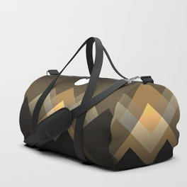 Path between hills Duffle Bag