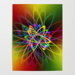 Abstract perfection - 102 Poster