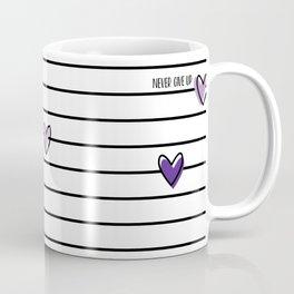Heartfelt Awareness Coffee Mug