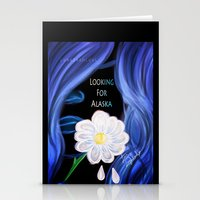 looking for alaska Stationery Cards featuring Looking For Alaska  by Lunah