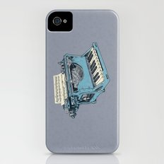The Composition. iPhone (4, 4s) Slim Case