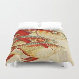 Fish Classic Designs 1 Duvet Cover
