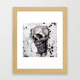 Independent Head Framed Art Print