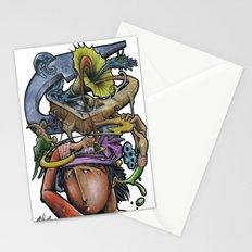 Crazy 4 Music - Mr.Klevra Stationery Cards