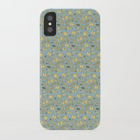 pasta iPhone & iPod Cases featuring pasta  by Jen Gottlieb