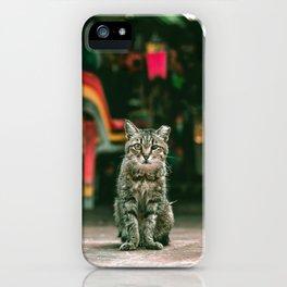 011 - KittyKat iPhone Case