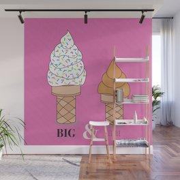 Big & Little Wall Mural