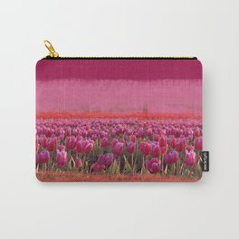 field of tulips Carry-All Pouch