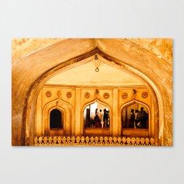 Charminar Canvas Print