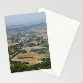 northern spain Stationery Cards
