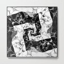 Gen 07 Metal Print