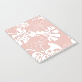 Tropical pattern 020 Notebook