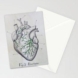 Figure 3: Heartache Stationery Cards