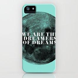 Lunar Dreams iPhone Case