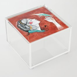 If you don't have time Acrylic Box