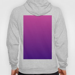 Pink to Plum Ombre Hoody
