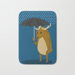 Rain-Deer Bath Mat