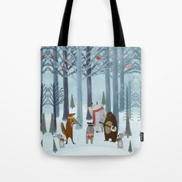 nature symphony Tote Bag