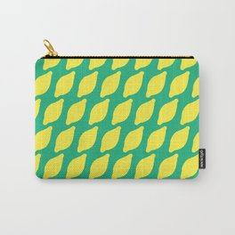 Sour Lemons Summer Pattern Carry-All Pouch
