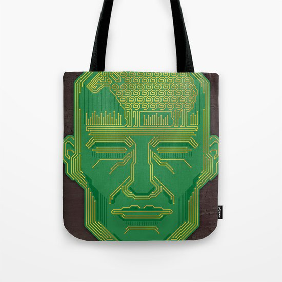 Android Dreams Tote Bag