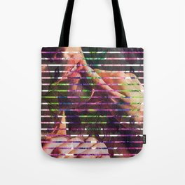 Acid Stained Tote Bag