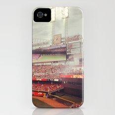 Cincinnati Reds iPhone (4, 4s) Slim Case