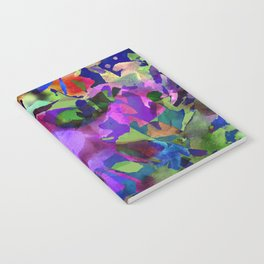 Poppy Batik Notebook