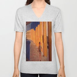 Underneath the Arches Unisex V-Neck