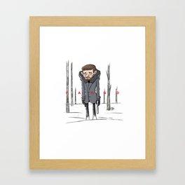 Malvo - Fargo Framed Art Print
