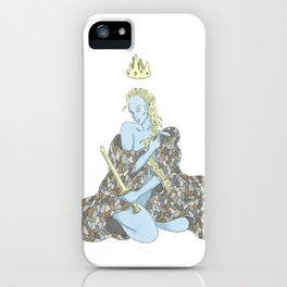 The Mouse Skin Princess iPhone Case