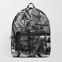 beckoned due to situations that are likely planned Backpack