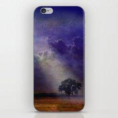 Moonlight. iPhone & iPod Skin