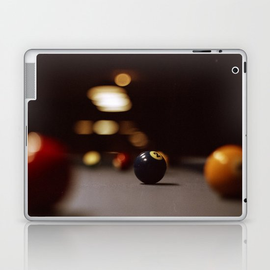 Billard Laptop & iPad Skin