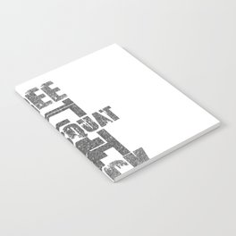 Free The Squat Rack Workout Apparel Sketch Notebook