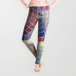 Charles Lacouture's Trilobe synoptique re-make 1890 Leggings