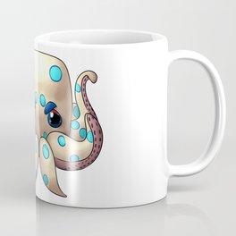 Blue ringed octopus Coffee Mug