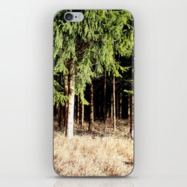 Germany Forest 1 iPhone Skin