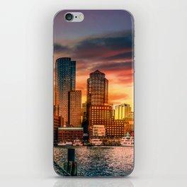 Harbor Sky iPhone Skin