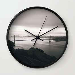Good morning, San Francisco! Wall Clock